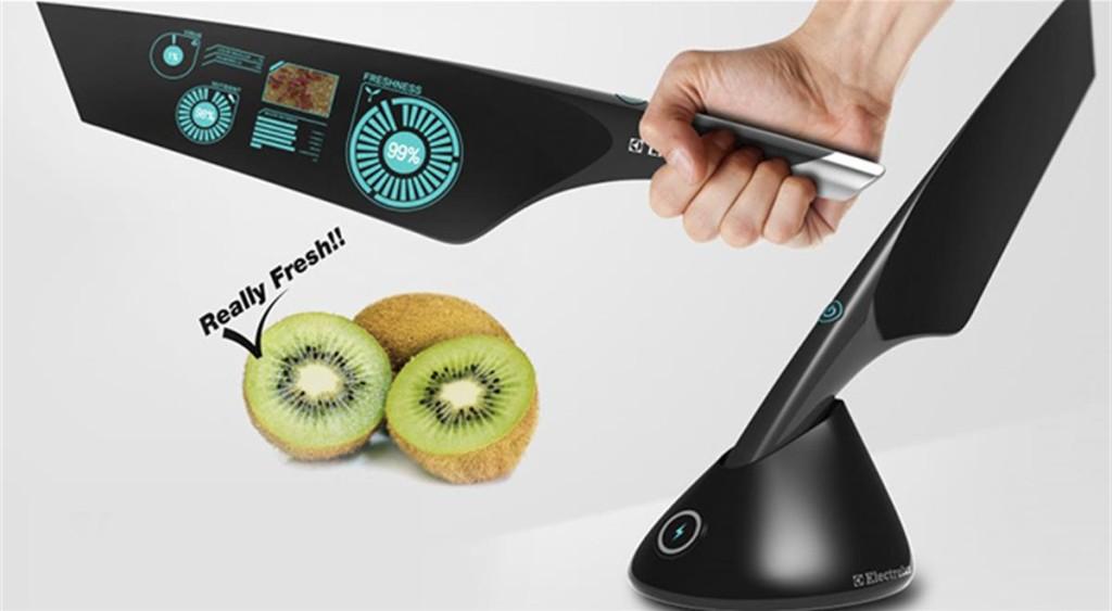 cuchillo electronico