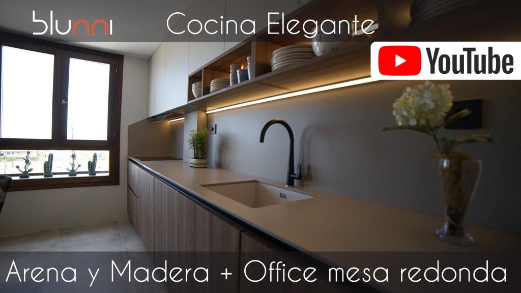 cocina elegante