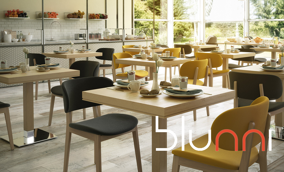 sillas contract horeca