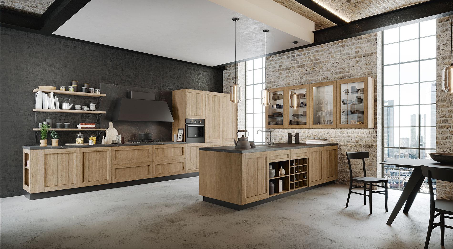 Muebles De Cocina En Zaragoza Cocinas Blunni