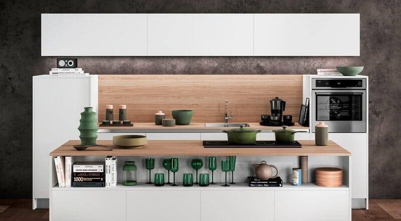 cocina espacio abierto
