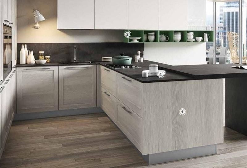 Claves para seleccionar los tiradores de cocina perfectos