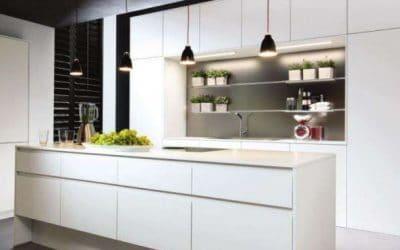 Cómo iluminar la cocina para que quede perfecta